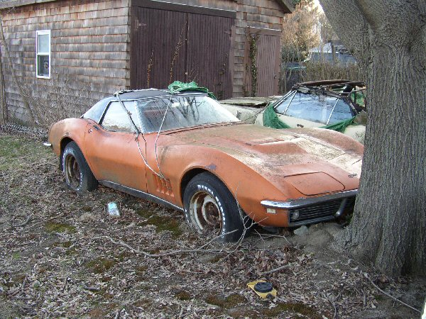 I hate to see cars rot away corvetteforum chevrolet corvette i hate to see cars rot away sciox Image collections