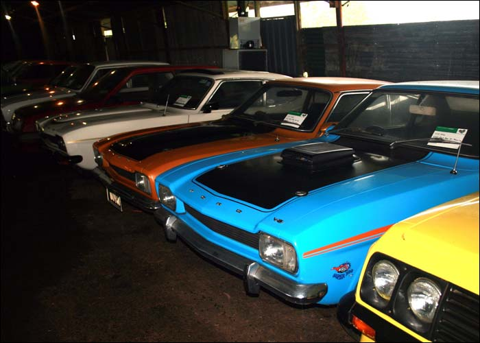 Aussie Muscle Car Museum