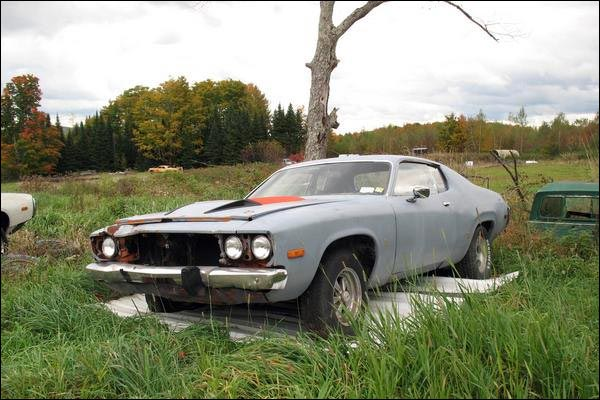 1974 Plymouth Road Runner GTX