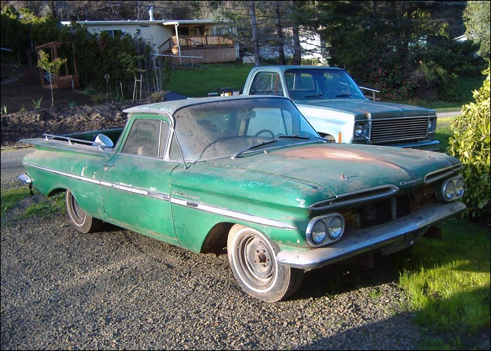 1959 El Camino For Sale Craigslist | Autos Post