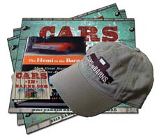 CarsinBarns.com Gift Pack